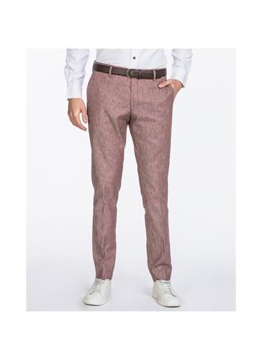 Gant Pantolon Kırmızı